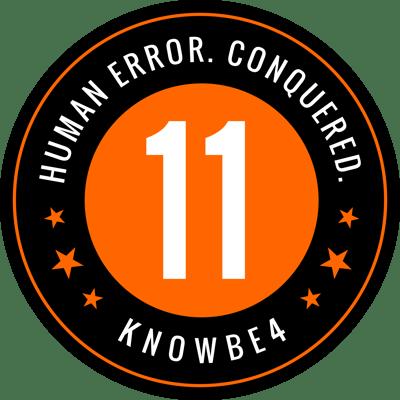 11th Anniversary Logo