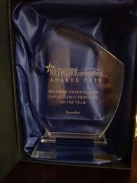 KnowBe4 Is UK's Security Training and Consultancy Provider of the Year