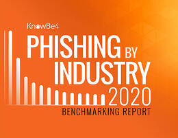 New KnowBe4 Benchmarking Report Finds 37.9% of Untrained End Users Will Fail a Phishing Test