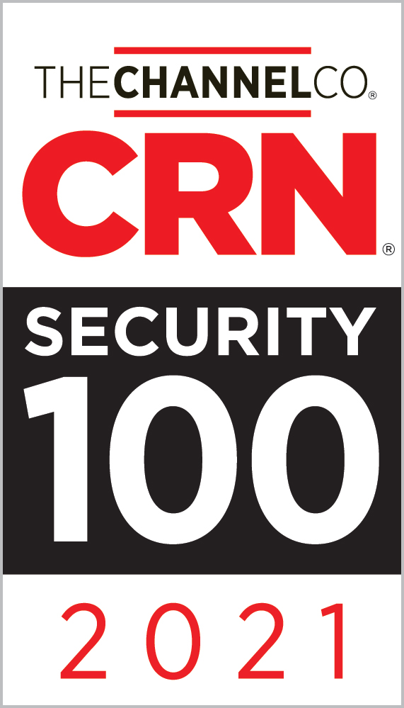 2021 CRN Security 100