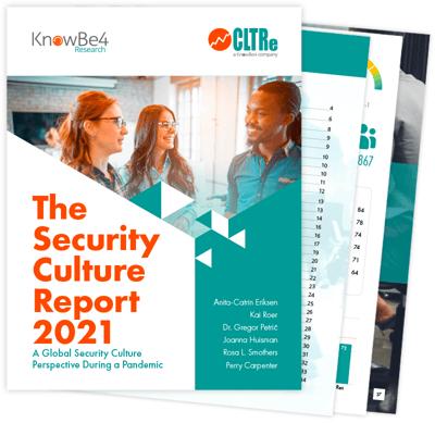 2021 Security Culture Report