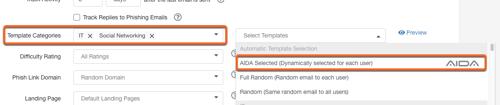 AI Driven Phishing Feature