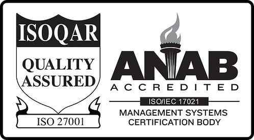 ISOQAR Quality Assured, ANNAB Accredited
