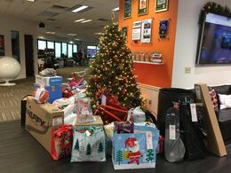 KnowBe4's Angel Tree Donations!