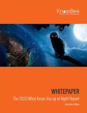 Australia WKYUAN Report Cover