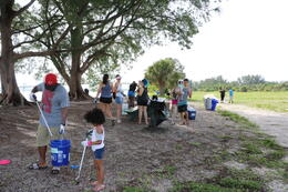 KnowBe4's First Beach Cleanup!