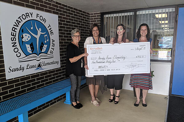 School Donation