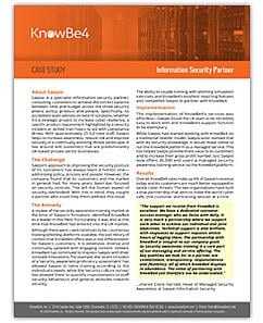 Information Security Partner Case Study