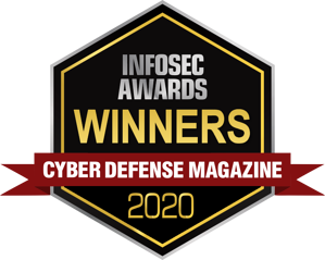 Cyber Defense Magazine Award 2020