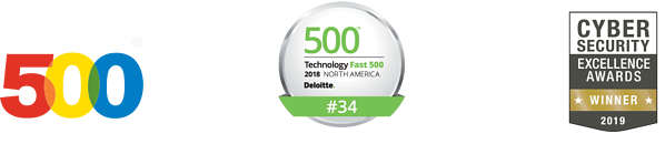 KnowBe4-Awards-Inc-500-Technology-Fast-50-Cybersecurity-Excellence-Awards
