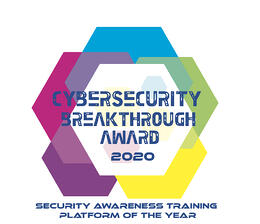 KnowBe4 Wins Second Consecutive Award in Annual CyberSecurity Breakthrough Program