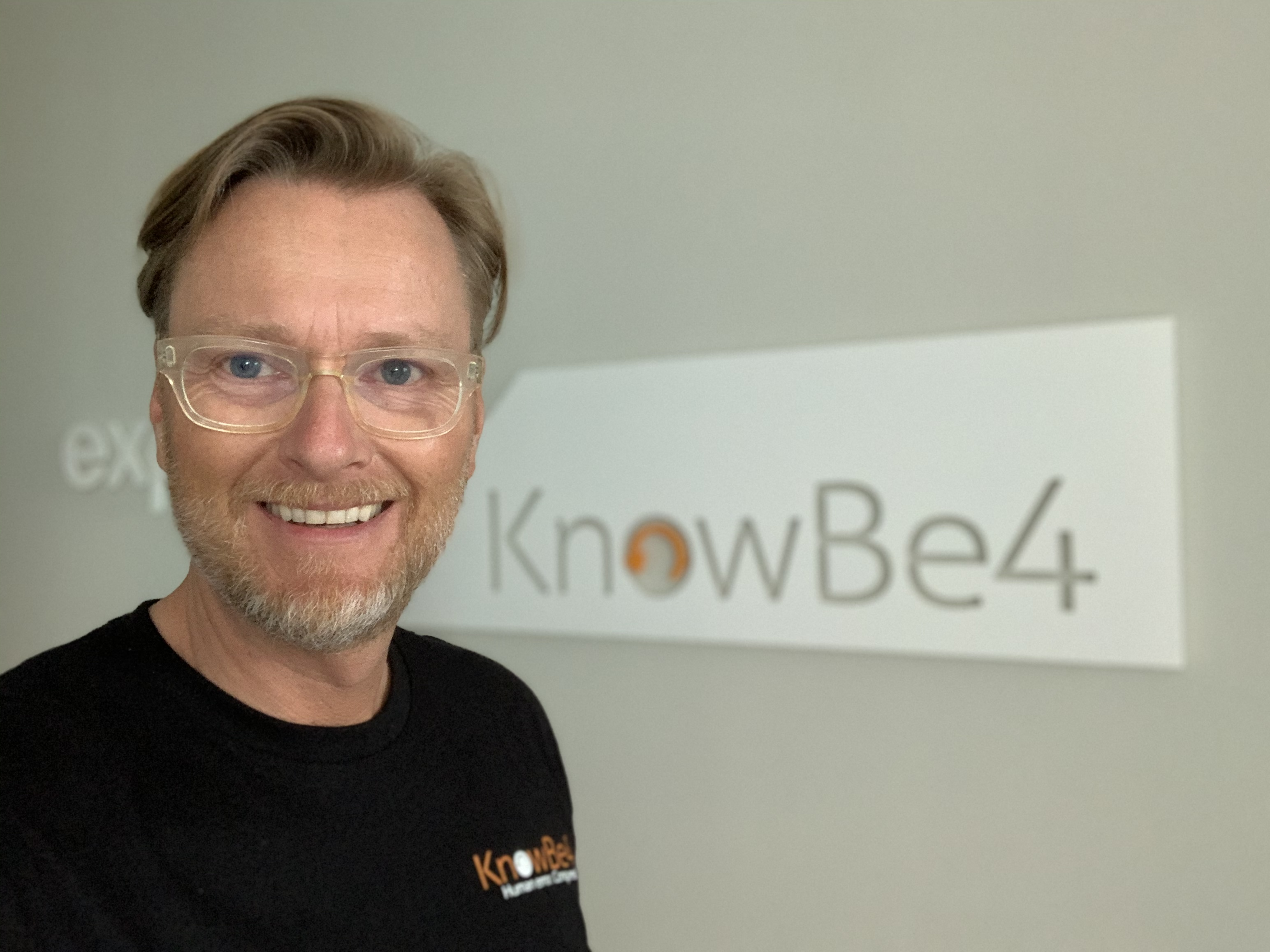 KnowBe4 Hires Dietmar Giese as New Managing Director for DACH