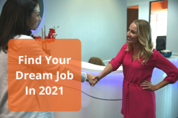 Find Your Dream Job In 2021