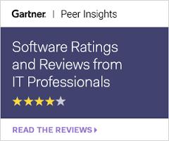 Gartner Peer Insights Reviews