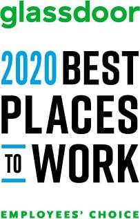 Glassdoor 2020 Best Workplace