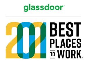 Glassdoor 2021 Best Workplace
