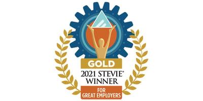 Gold Stevie Award 2021