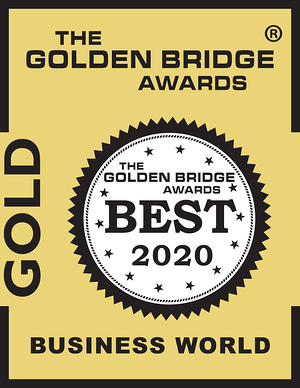 Golden Bridge Awards Logo 2020
