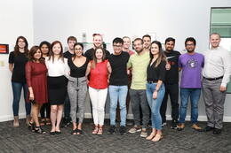 2019 Summer Internship Graduation!