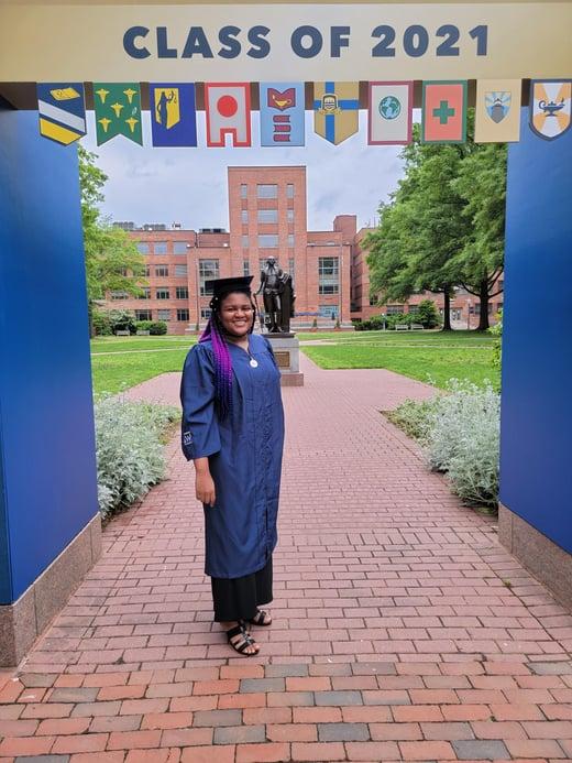 Chase's Graduation Photo