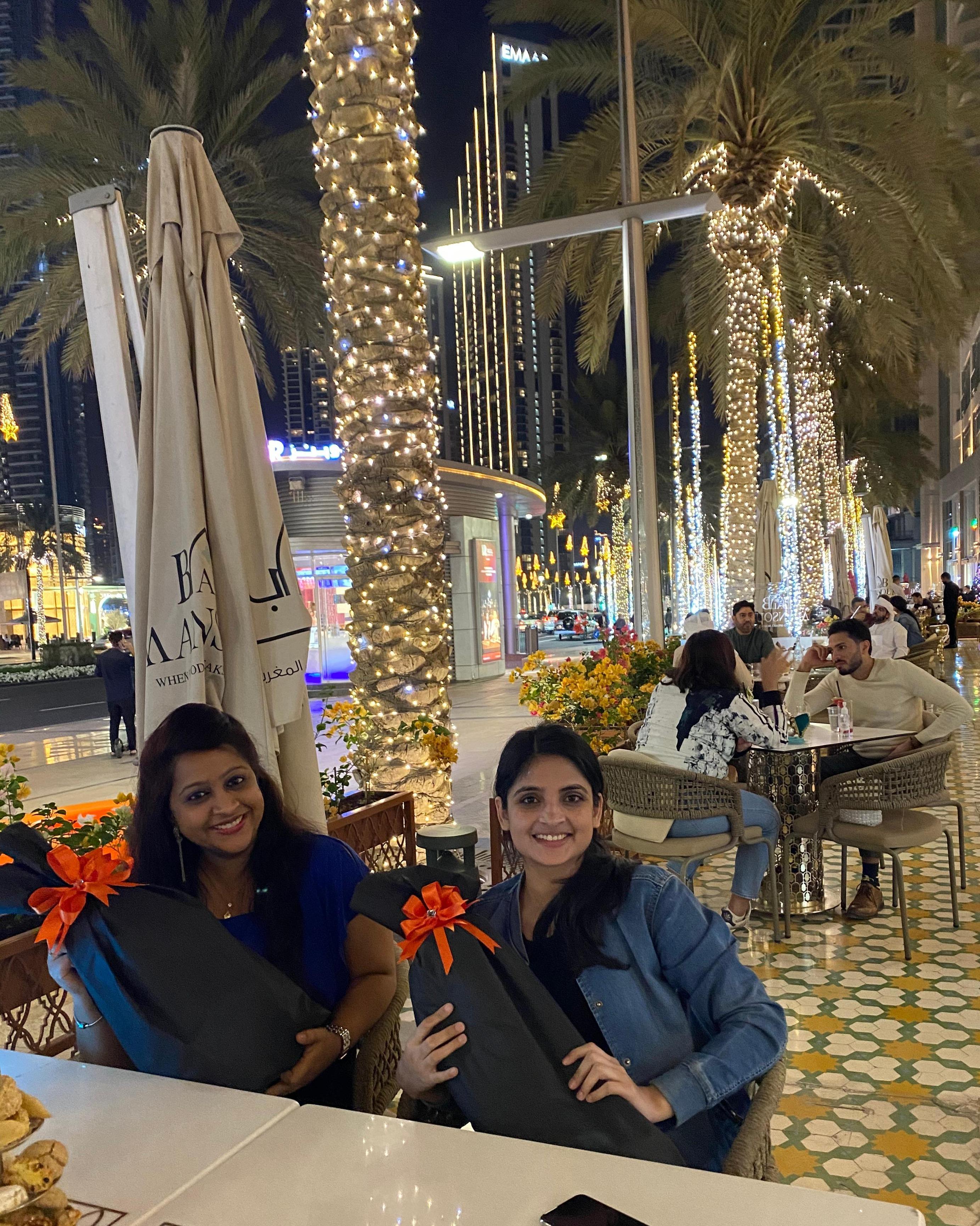 Holidays in UAE