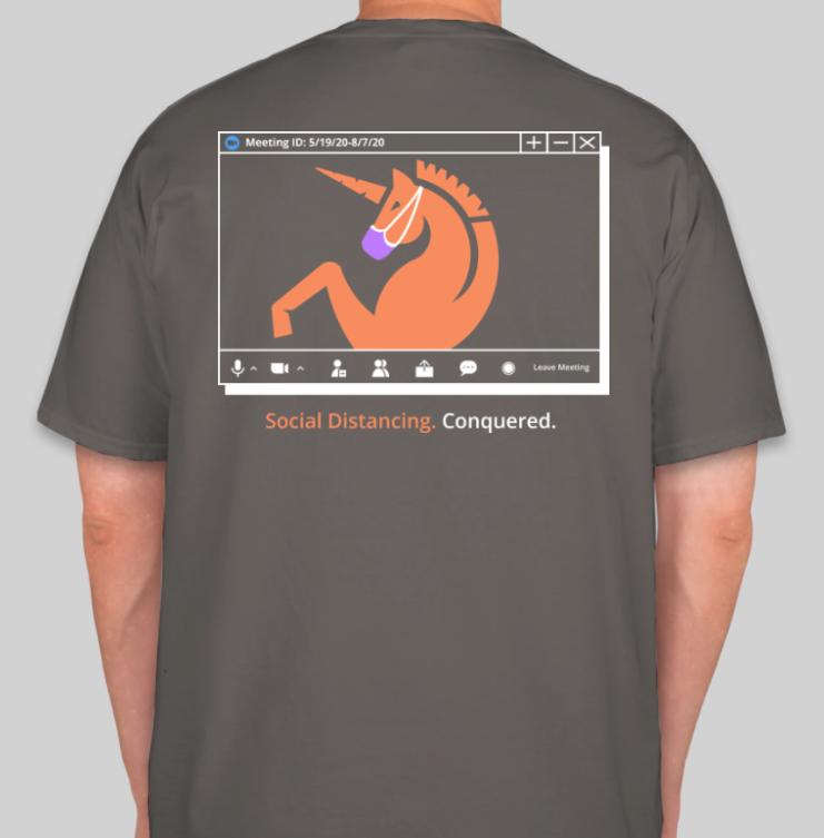 T-shirt Design Back