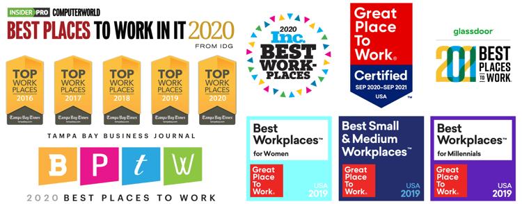2021 Award Logos Update