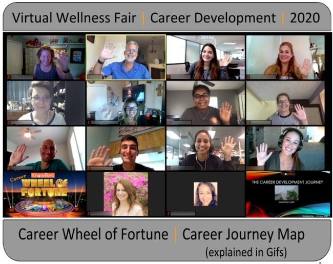 Career Wheel of Fortune