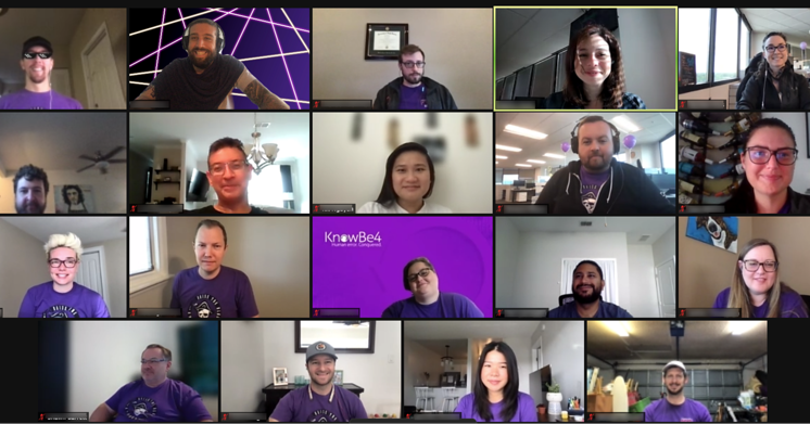 Business Applications purple day-1