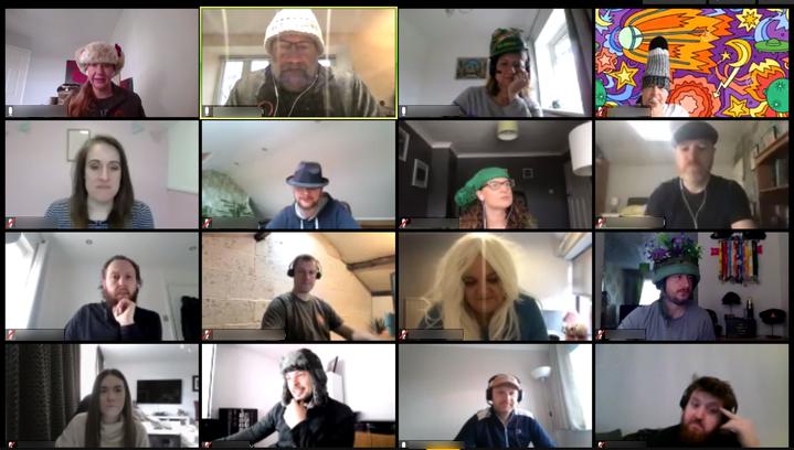 UK Team Cray Hat Day 2021
