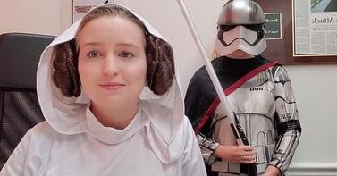KnowBe4 Star Wars Trivia