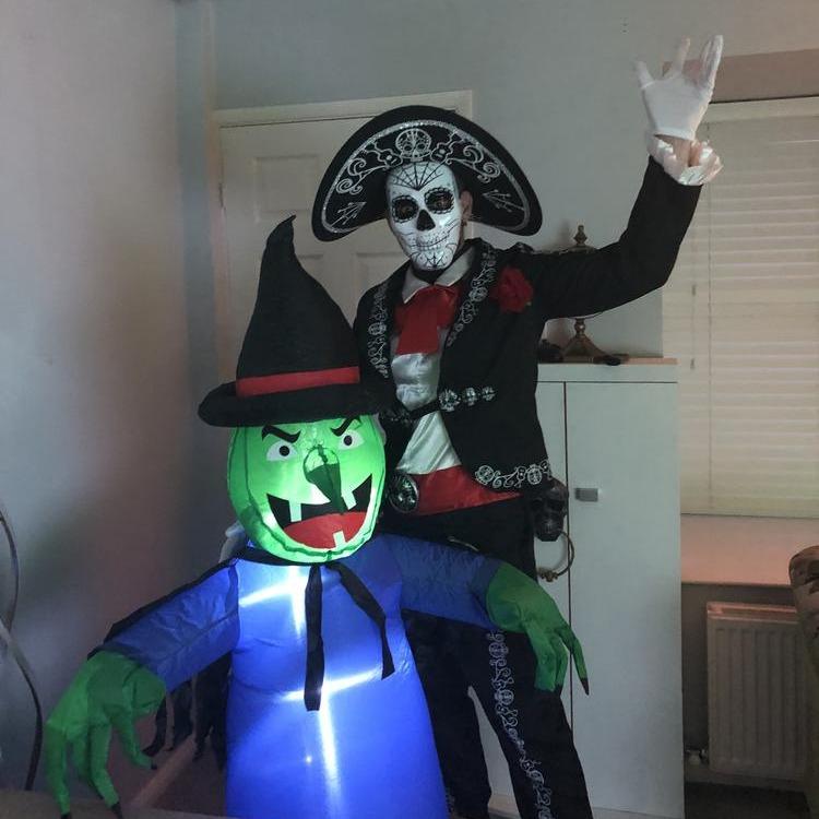 UK Halloween