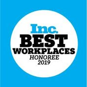 Inc 2019 Best Workplace Logo