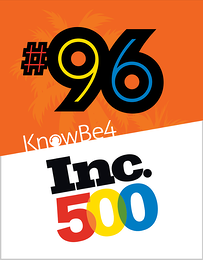 KnowBe4 Appears on the Inc. 500 for the Third Time, Rocketing to Number 96