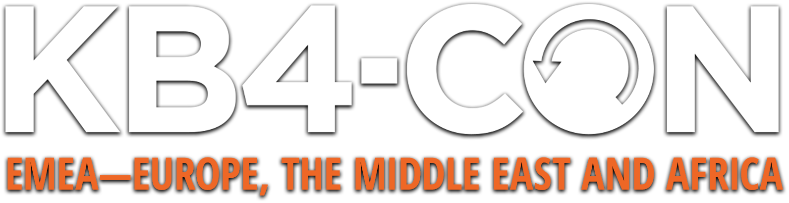 KB4-CON EMEA—Europe, the Middle East and Africa