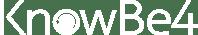 KnowBe4-Logo-White-NoTagline