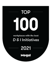 KnowBe4 MakesMogul's Top100Workplaces With the Best D&I Initiatives in 2021