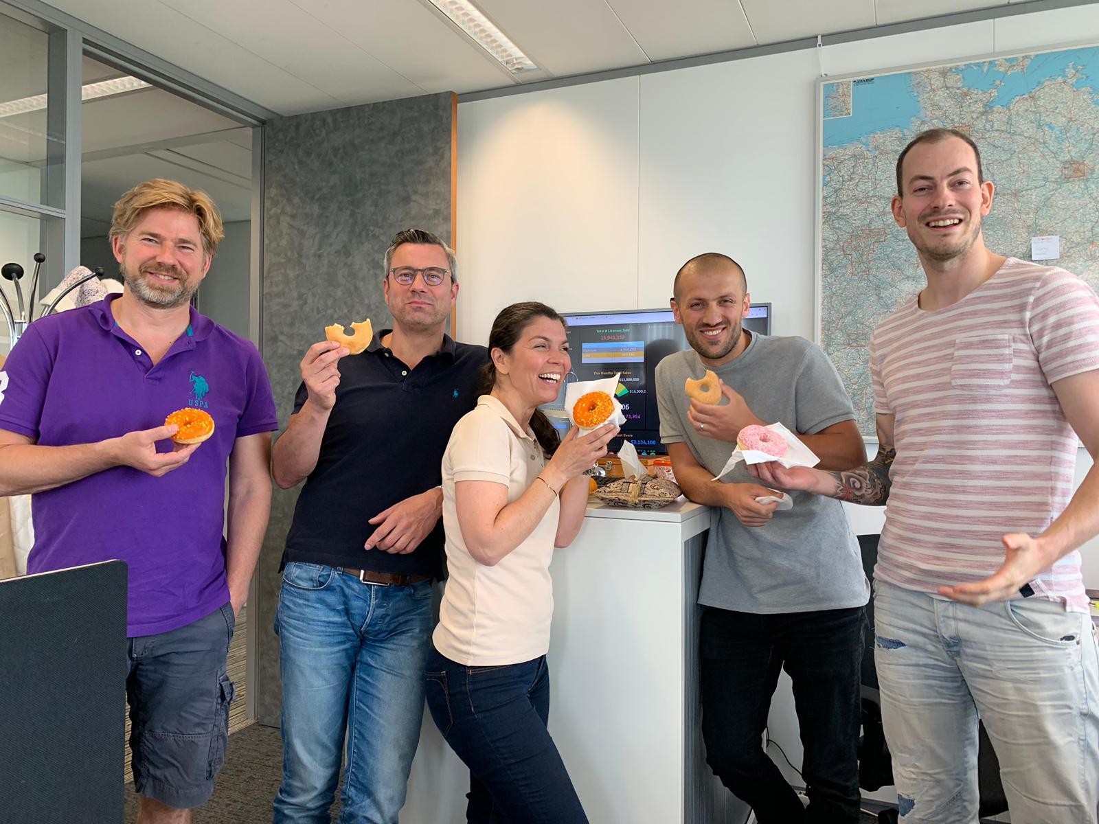 Netherlands Donut Day