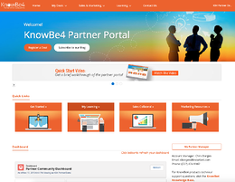 KnowBe4 Launches New Partner Program and Portal to Better Enable Channel Partners