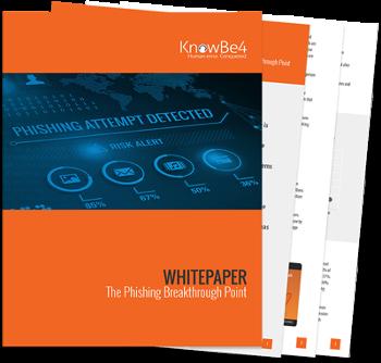 The Phishing Breakthrough Point Whitepaper
