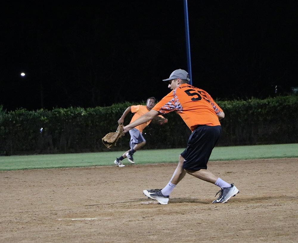 Pitcher Catch