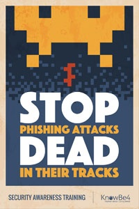 Stop Phishing Attacks Poster