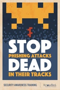 Stop Phishing Attacks Poster