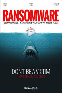 Ransomware Poster