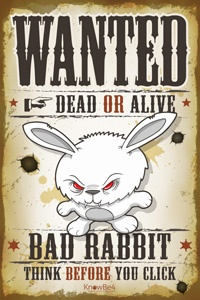 Bad Rabbit Ransomware Poster