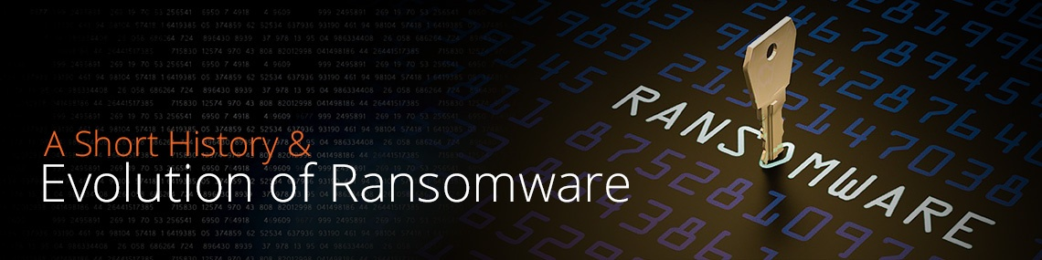 A Short Histroy & Evolution of Ransomware