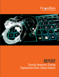 KnowBe4 Security Awareness Training Helps Firms Improve Security Culture and Lower Security Risks