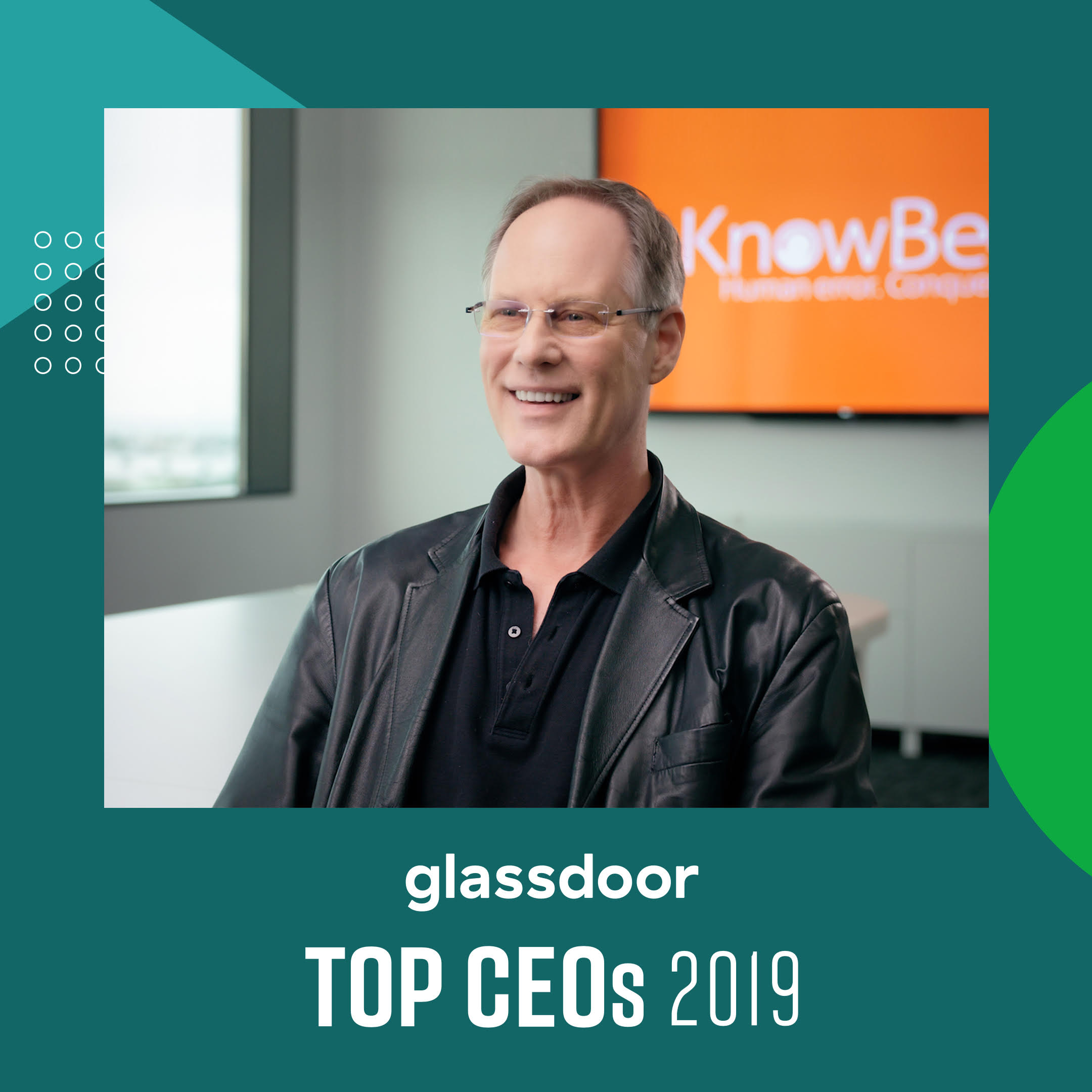 Stu is a Top CEO of 2019!
