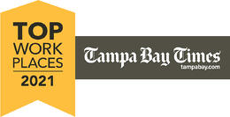 KnowBe4 Named a Top Workplace in Tampa Bay for Sixth Consecutive Year