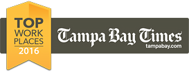 Tampa Best Places to Work 2016
